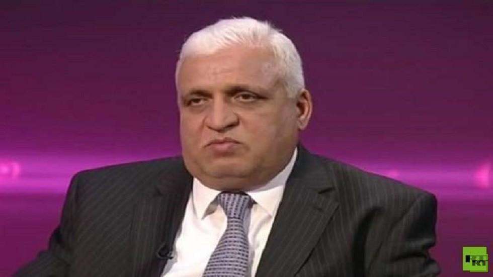 رئيس هيئة الحشد الشعبي في العراق فالح الفياض