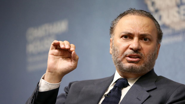 قرقاش يكشف عن موقف الإمارات من المبادرات الدولية لأمن الملاحة