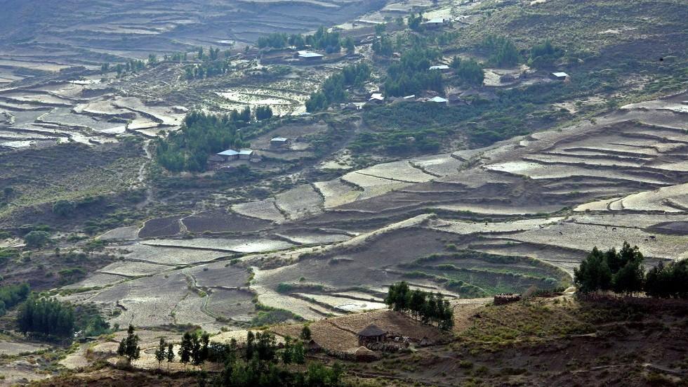 منظر من إثيوبيا (أرشيف)