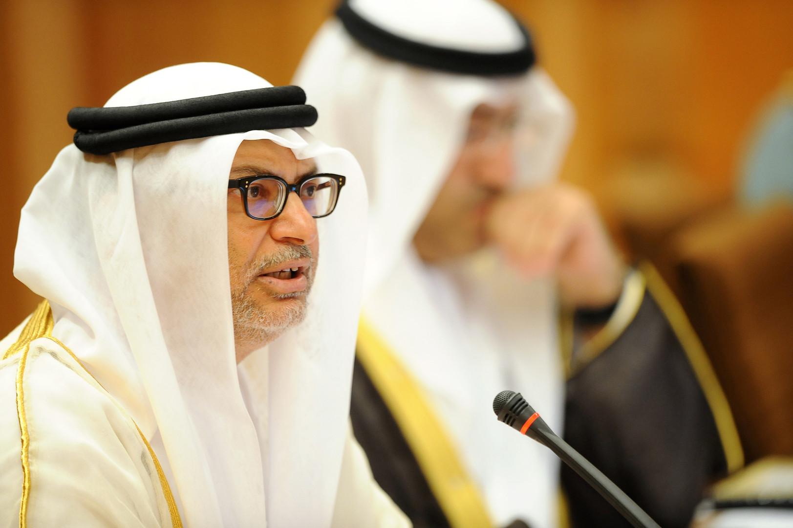 قرقاش: شق الصف السعودي الإماراتي عبر اليمن أو إيران مستحيل