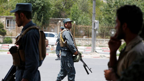 More than 60 people were injured in a powerful explosion in Kabul