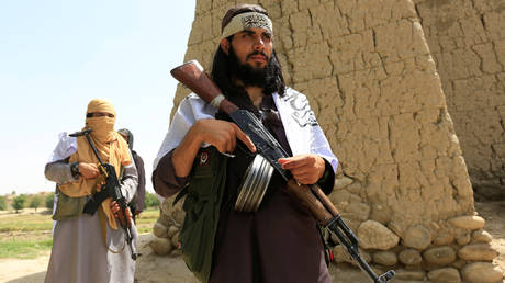 """""""Taliban"""" control a strategic area in northern Afghanistan"""