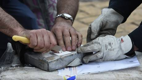Spain dismantles drug trafficking network of members of Moroccan family
