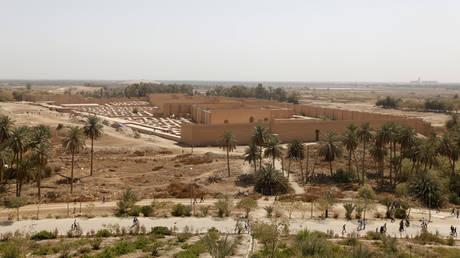 UNESCO lists Iraq's Babel on the World Heritage List