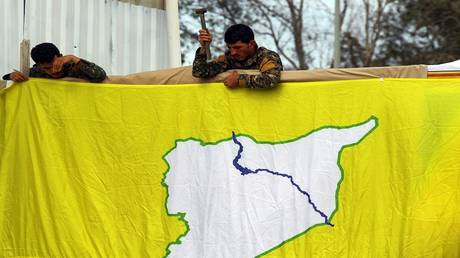 kurds accuse the syrian opposition coalition of thwarting any effort to create a real breakthrough in the syrian crisis