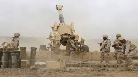 Arab Alliance: Dropping unmanned aircraft launched by the Houthis from Sanaa towards Saudi territory