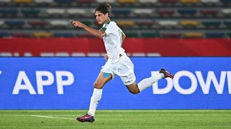 """The Iraqis were disappointed: """"Mimi"""" in the Qatari forward and not alongside Ronaldo in Juventus"""