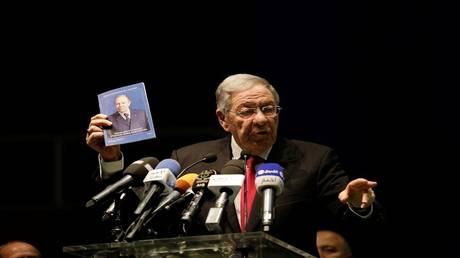 Algeria .. Former President of the ruling party imprisoned