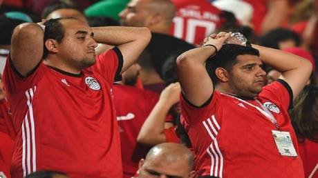 """""""unveiled the veil"""" .. a former egyptian player predicted a bitter loss to the team, """"pharaohs"""""""