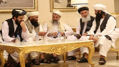 """Afghans agree to prepare """"road map for peace"""""""