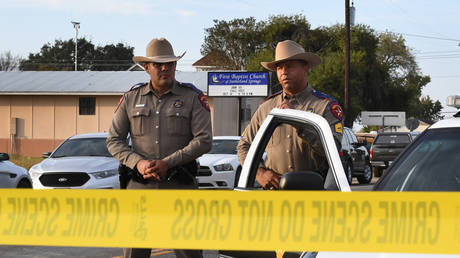 an american report reveals the reasons for most mass killings in the country last year