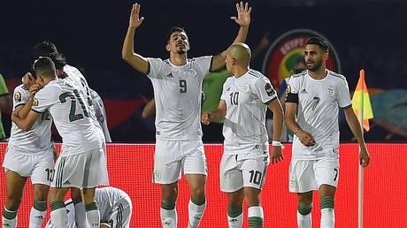 algeria star close to spanish league