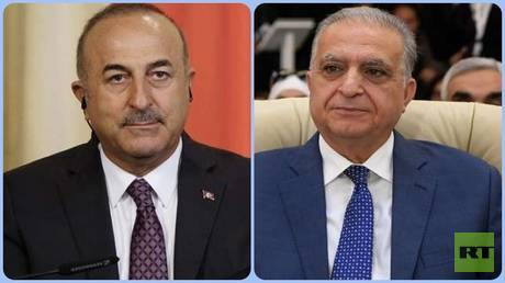 iraq and turkey discuss the file of combating terrorism and insurgents