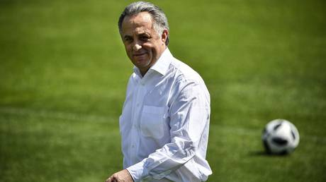 the olympic suspension was lifted by former russian sports minister mutko