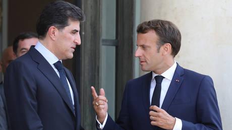 Elysee: Macron to visit Iraq soon