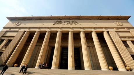 The imprisonment of an Egyptian deputy received bribes in return for issuing licenses to build graves