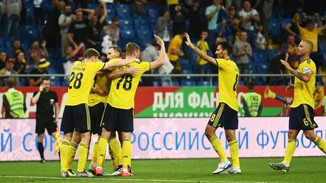 rostov begins his career in the russian league successfully (video)