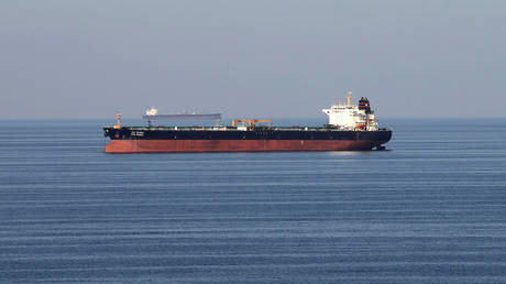 british shipping company: the price of insurance of tankers in the strait of hormuz 10 fold in two months