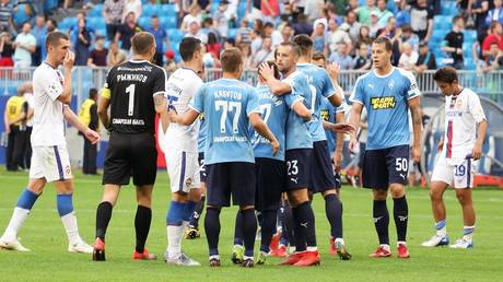 Russian league: A bad start for Tesca Moscow (Video)