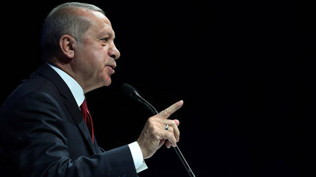 erdogan comments on the possibility of establishing a no-fly zone in syria