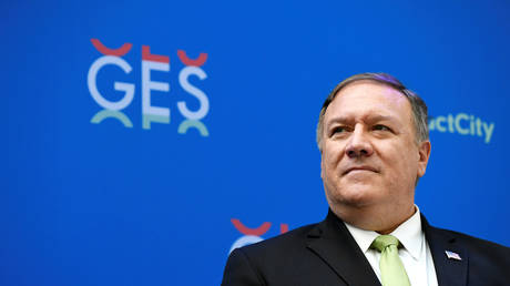 Pompeo: Visa granted to Sharif severely restricts his movements in US territory