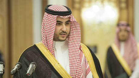 Deputy Minister of Defense Saudi Arabia: confirmed to Griffith the need to stop Iranian interference in the affairs of Yemen