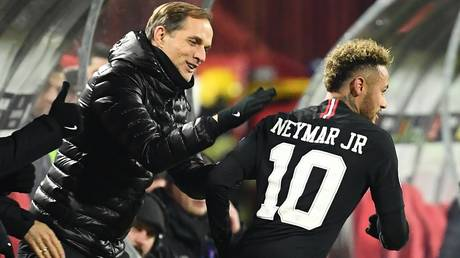St Germain coach makes new confession on Neymar's departure