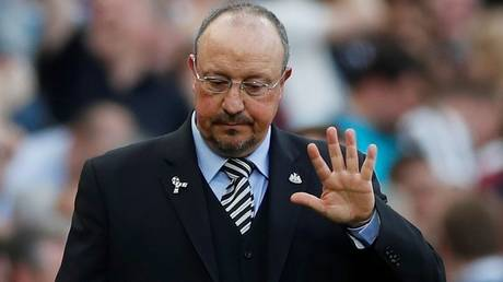 Newcastle United appoint new coach to replace Benitez