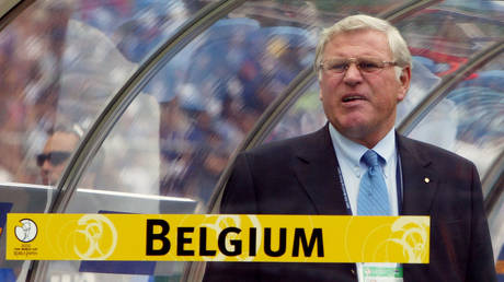 Former Belgium coach dies