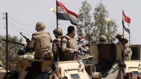 إحباط هجوم انتحاري شمالي سيناء