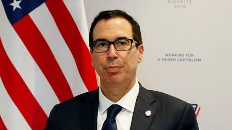 Washington imposes sanctions on four Venezuelan intelligence officials
