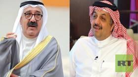 الكويت تأسف لحادث تصادم طائرتي تدريب قطريتين