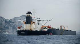 بريطانيا تعلن شروط الإفراج عن ناقلة النفط الإيرانية
