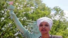 إلهان عمر تطرح مشروع قرار يدافع عن حق الأمريكيين في مقاطعة إسرائيل