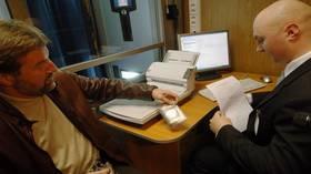 انطلاق عملية إنتاج الرقائق للهويات الإلكترونية في روسيا