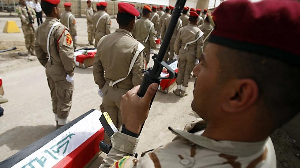 السلطات العراقية تتسلم رفات جنودها من إيران - أرشيف