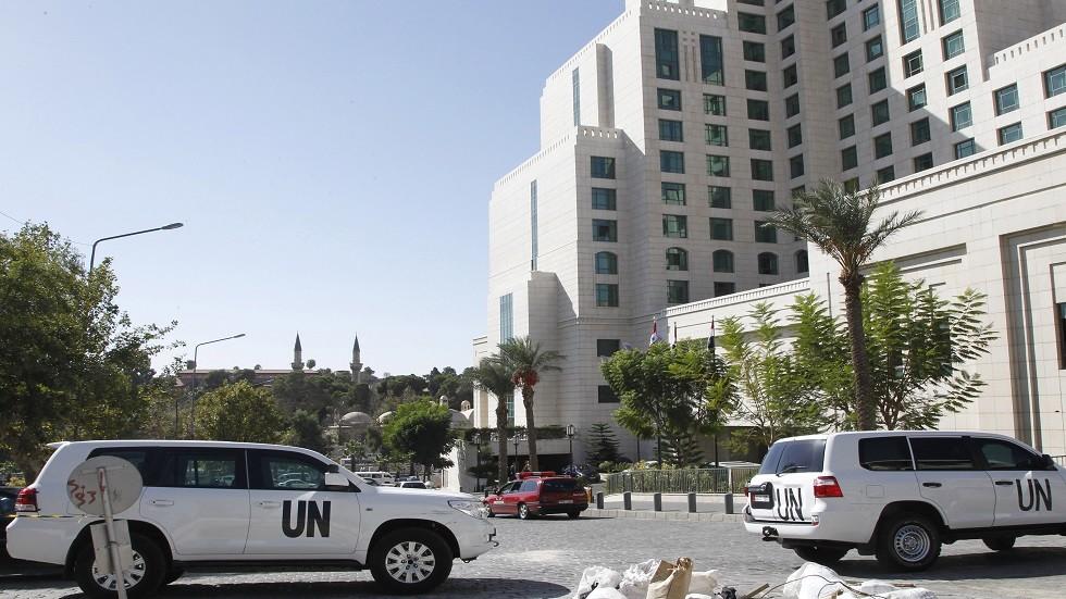 الأمم المتحدة تعلن أنها ستحقق في هجمات على منشآت أممية في سوريا