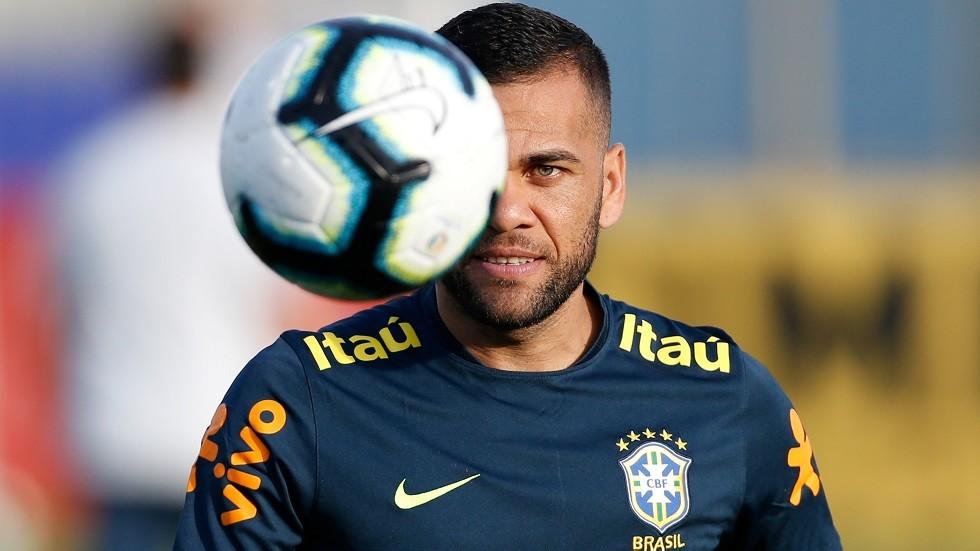 داني ألفيس يحسم وجهته المستقبلية في البرازيل