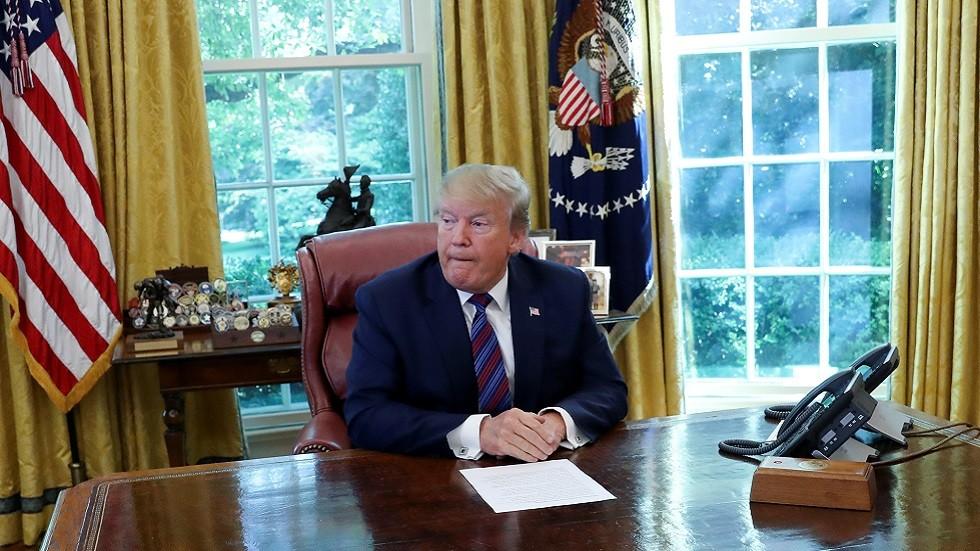 ترامب يقرّ عقوبات جديدة ضد روسيا
