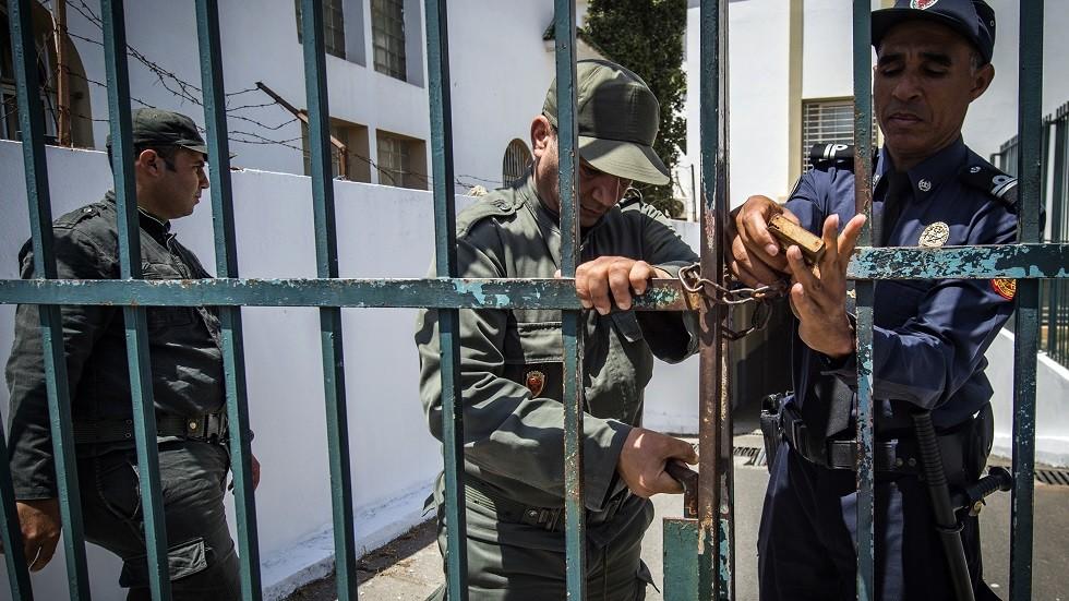 أفراد الأمن المغربي - أرشيف
