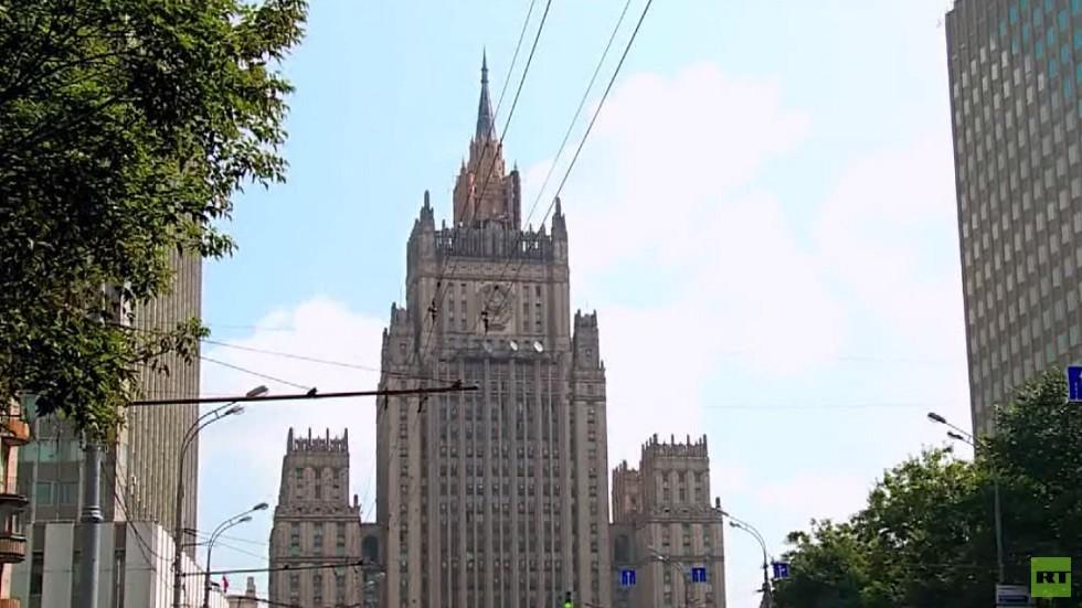 موسكو: واشنطن أنهت معاهدة الصواريخ