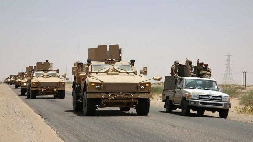 قوات التحالف العربي في اليمن - أرشيف