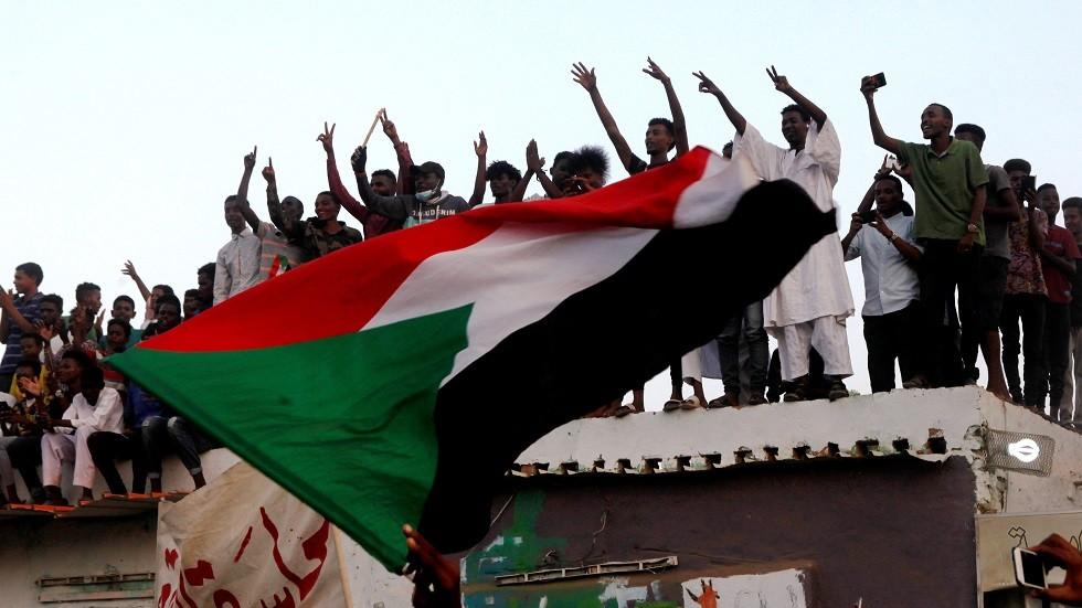 الوضع في السودان