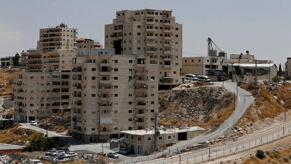 قرية صور باهر في ضواحي القدس الشرقية