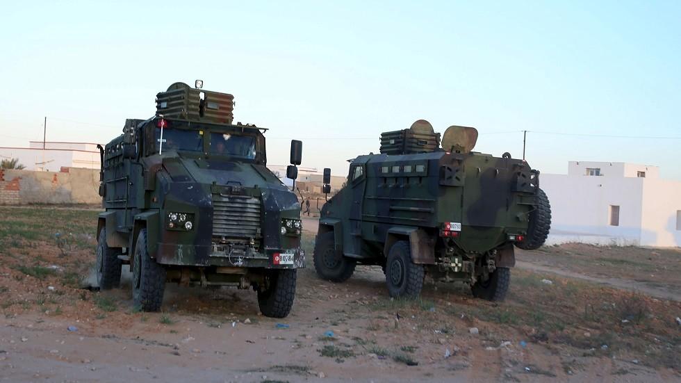القوات التونسية تعلن القضاء على عنصرين إرهابيين في جبال عرباطة