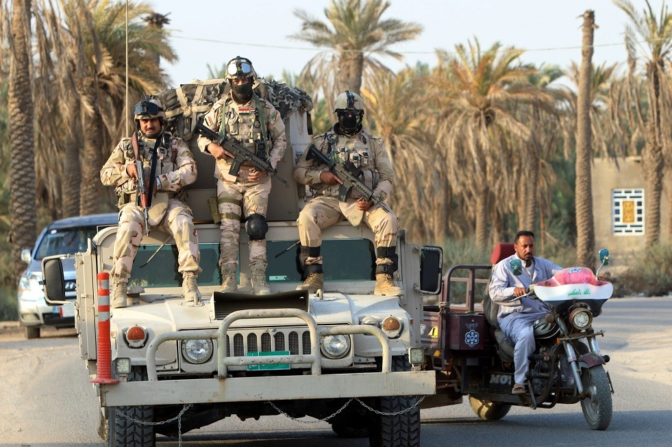تبرئة قائد عسكري عراقي كبير من تهمةالتخابر مع الأمريكيين
