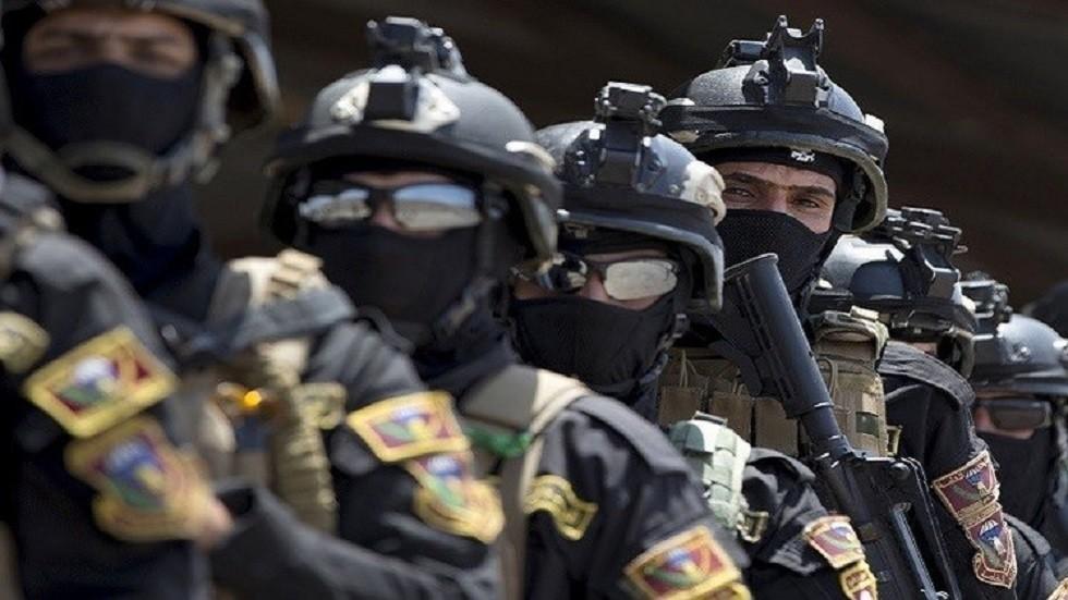 عناصر من القوات الخاصة العراقية