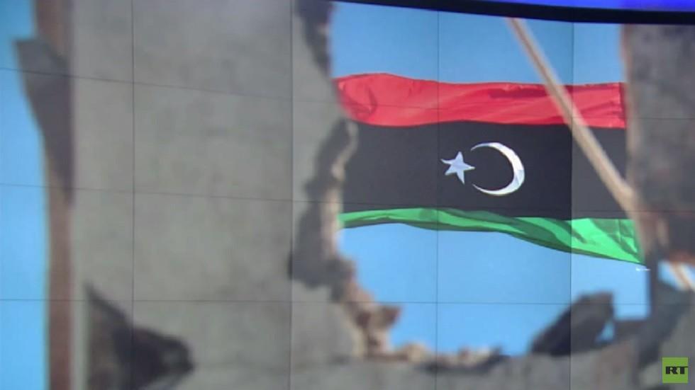 حفتر يبحث بالقاهرة تطور الأوضاع الليبية