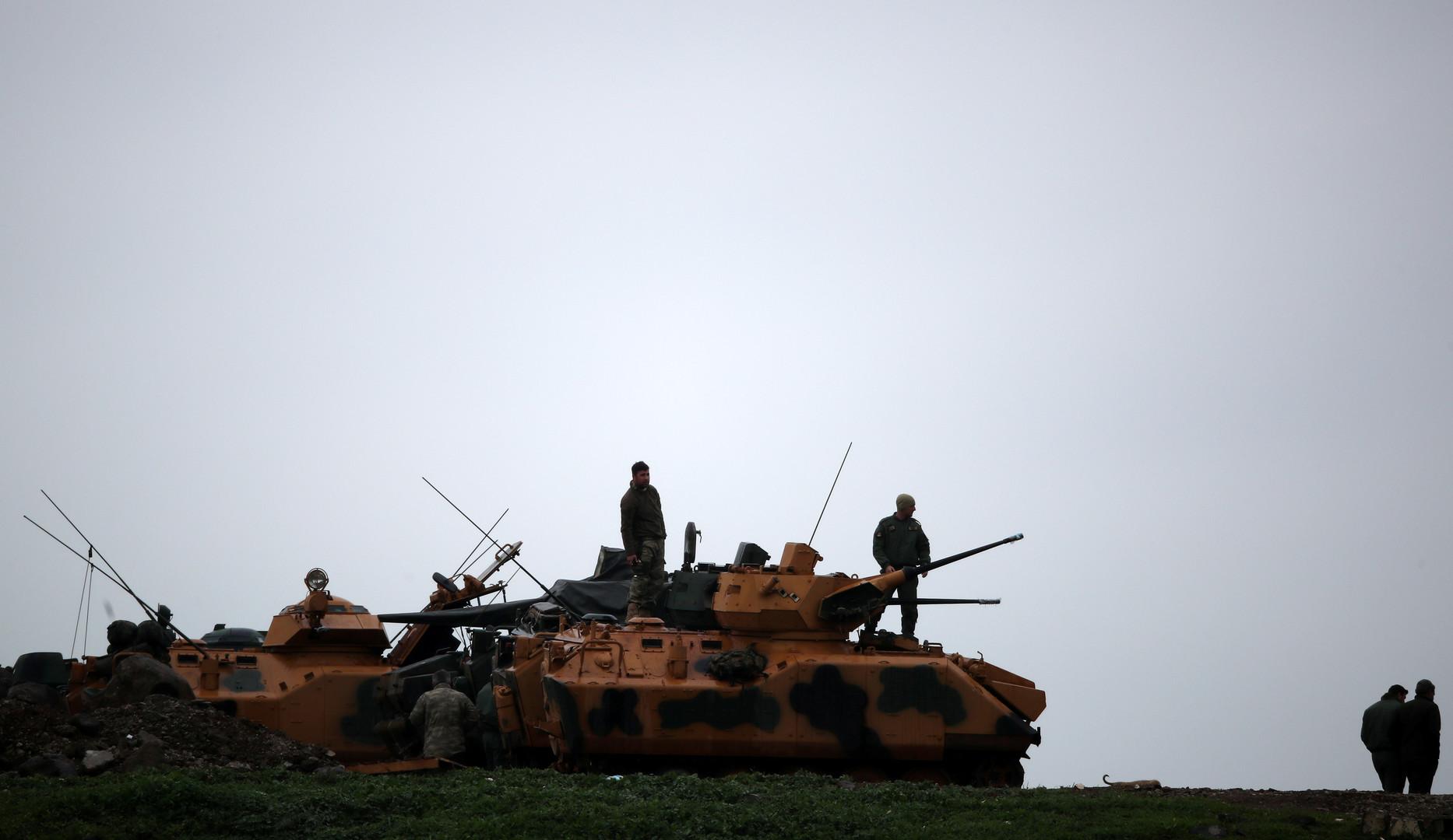 وصول وفد أمريكي إلى أنقرة في محاولة لثني تركيا عن عمليتها شمال سوريا