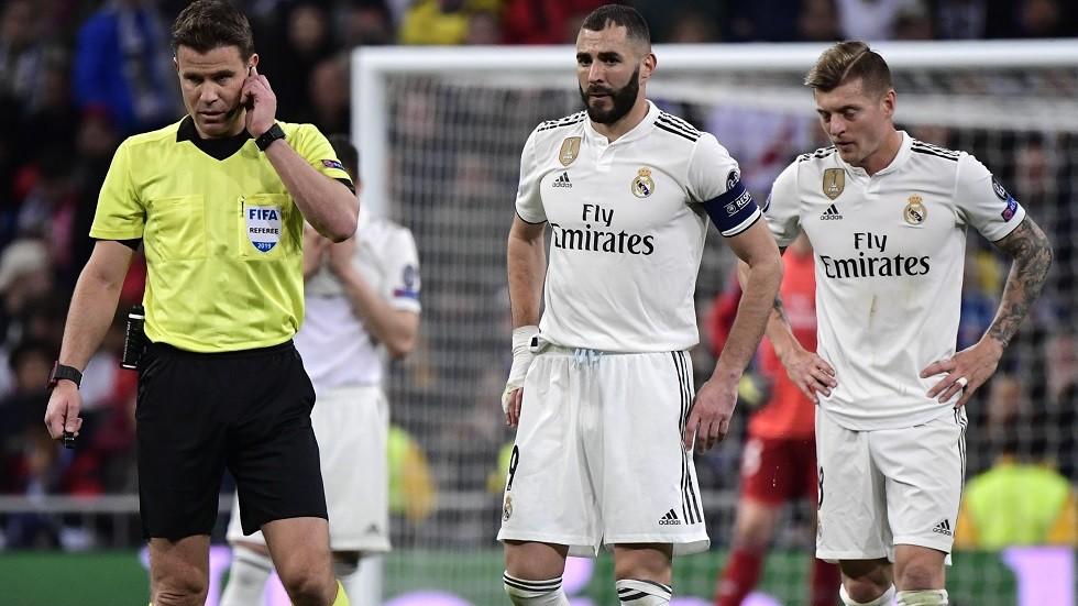 نجم ريال مدريد يحدد موعد اعتزاله الدولي